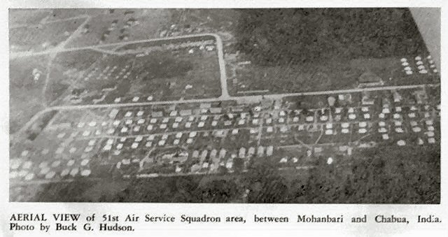 fort lawton air force station air service groups